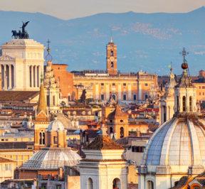 Rome, Lazio