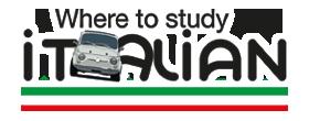 Where to Study Italian